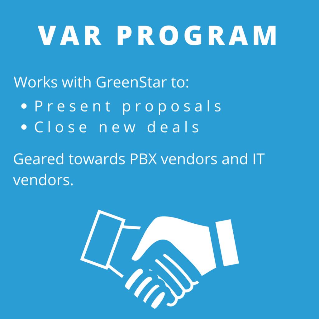 Agent - VAR Program