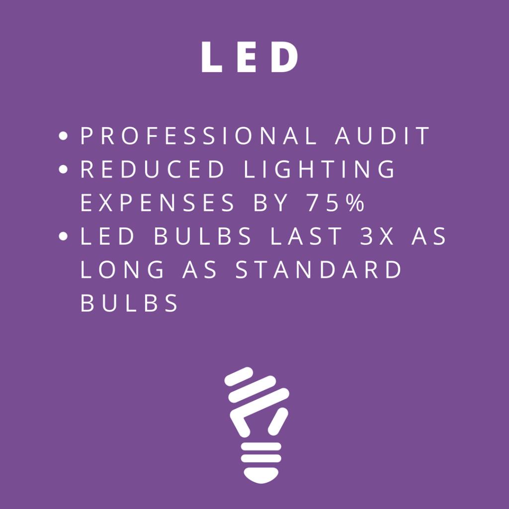 Energy - LED