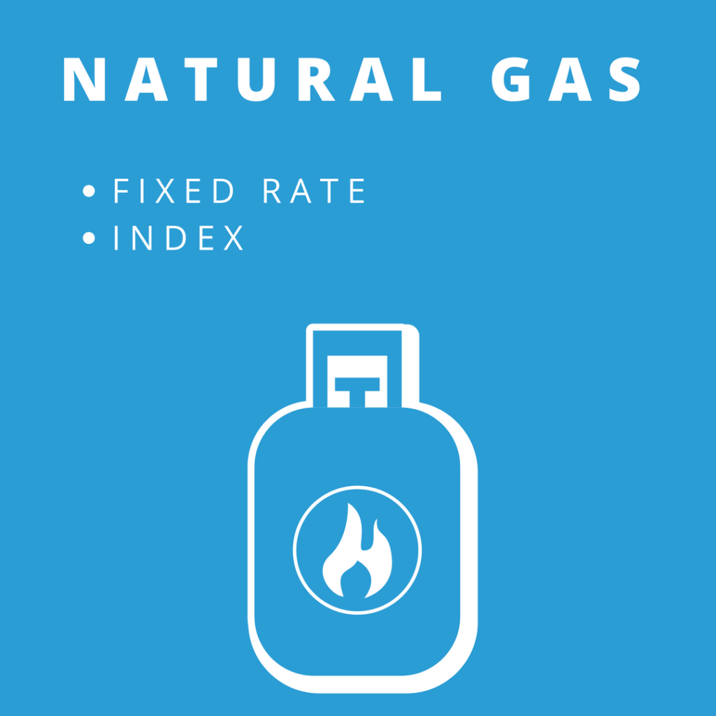 Energy - Natural Gas