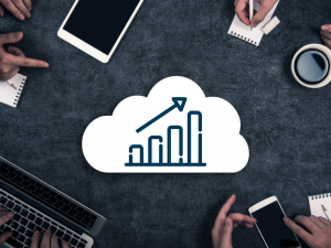 cloud adoption rates on the rise