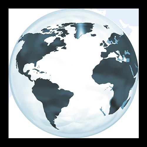 White Globe - Small