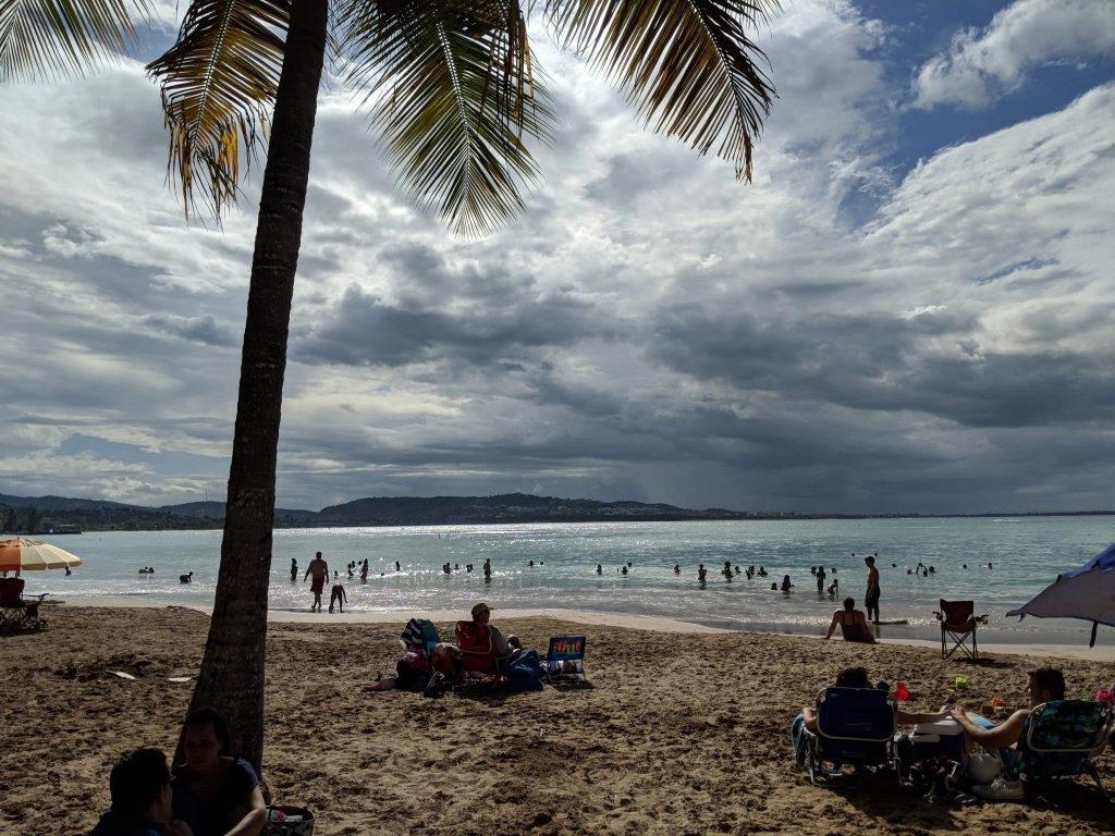 NetSapiens UGM 2019 - Beach at San Juan PR
