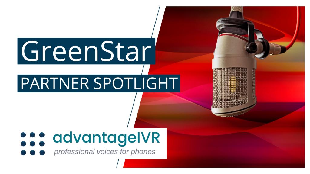 GreenStar Partner Spotlight - AdvantageIVR